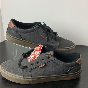 Vans Skate Shoe Casual Grey Mens size 13
